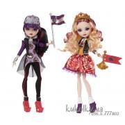 Набор кукол Эппл Вайт и Рейвен серии Школьный дух