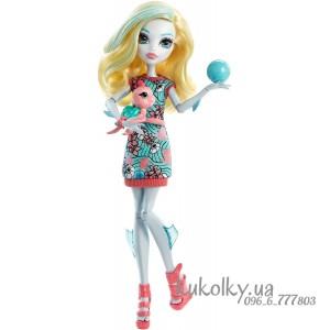 Кукла Лагуна Блю с черепашкой