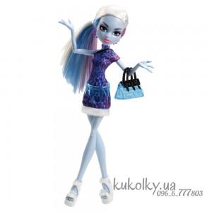 Кукла Скариж Эбби Боминейбл (Monster High Travel Scaris Abbey Bominable)