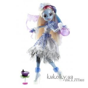 Кукла Монстер Хай Хеллоуин Эбби Боминейбл