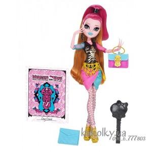 Кукла Джи джи Новый Скарместр (Monster High New Scaremester Gigi Grant)