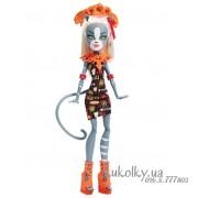Кукла Мяулодия серии Монстры на отдыхе