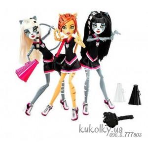 Набор веркошек кукол Торалей, Мяулодия и Пурсефона