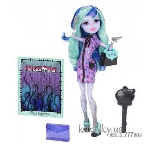 Кукла Твайла Скарместр (Monster High New Scaremester Twyla)