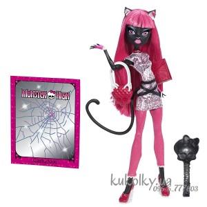 Кукла Кетти Скарместр Монстер Хай (Monster High New Scaremester Catty Noir)