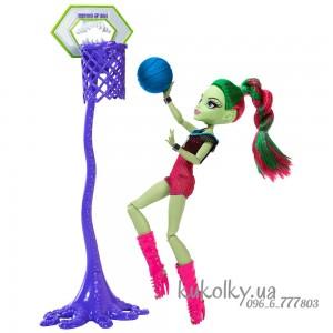 Кукла Монстер Хай Спорт Венера