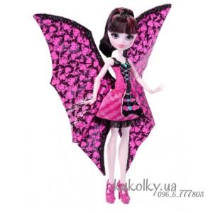 Дракулаура Монстр-Летучая мышь и платье трансформер