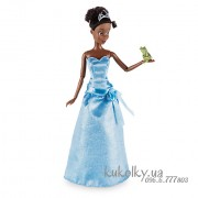 Кукла Тиана классическая и жаба